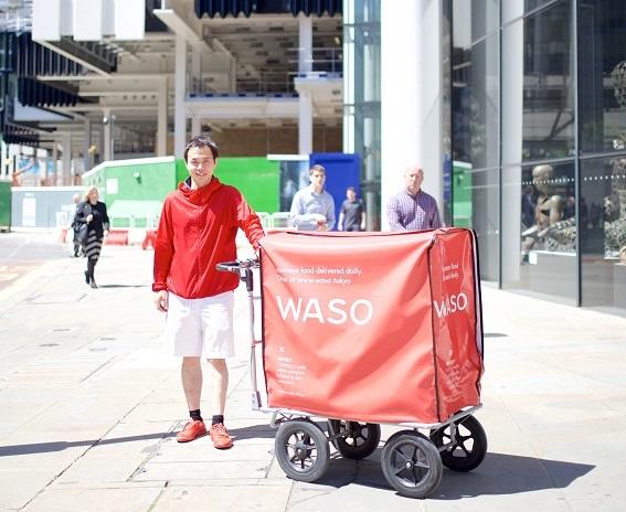 留学で得た「小さな成功」と「場慣れ」経験の積み重ねでロンドンより世界に挑む – WASO 創業者 吉村俊宏さんへのインタビュー